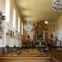 Kaplica Św. Elżbiety znajdująca się we wschodnim skrzydle klasztoru.