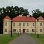 Renesansowy pałac z XVI wieku.