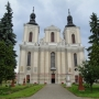Zespół klasztorny karmelitów trzewiczkowych (2 poł. XVII-XIX)- Sanktuarium Maryjne