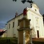 Kościół par. p.w. śś. Piotra i Pawła. (koniec XVIII w)
