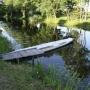 Kanał Augustowski - Śluza Sosnowo, widok na Kanał