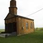 Jagłowo - Kaplica drewniana pod wezwaniem Matki Bożej Królowej Pokoju