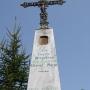 Rudawka - Krzyż wotywny z 1906r tuż przy granicy