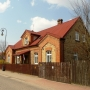 Dom murowany na ul. Poprzecznej.
