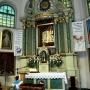 Augustów Studzieniczna - zabytkowa kaplica Najświętszej Marii Panny