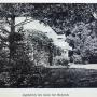 Carski domek myśliwski koło Białegostoku (jak wskazuje opis) to oczywiście białowieski dworek gubernatora. Pocztówka z około 1915 roku ze zbiorów J. Murawiejskiego