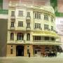 Makieta Hotelu Ritz.