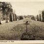 Inne ujęcie grobu niemieckiego żołnierza usytuowanego na Plantach. Ze zbiorów J. Murawiejskiego.