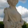 Rzeźby w parku pałacowym (1750 i 1954)