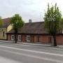 Zabytkowy drewniany dom z XIXw