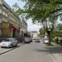 To zdjęcie ulicy Starobojarskiej wykonano niemal z tego samego miejsca co 100 lat temu (patrz retro). Niestety nie zachował się żaden element z ciekawej drewnianej architektury