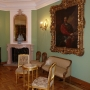 Wnętrze letniej rezydencji Branickich- parter.