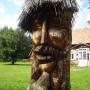 Ta rzeźba to jedna z ciekawszych form kryjąca w sobie ul.