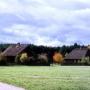 Muzeum wsi jesienią.