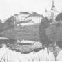 Klasztor O.O. Bazylianów rok 1933.