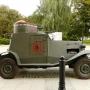 Ten sowiecki samochód pancerny FAI (skrót od Ford-A Iżorskij) został wystawiony przed Muzeum Wojska 17.09.2010 roku w pamiętną rocznicę inwazji na Polskę. Te właśnie wozy brały udział w tej agresji. Jest to jedyny na świecie egzemplarz tej wersji FAI.