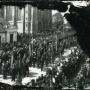 Siedlce, Katedra - pochód upamiętniający rocznicę uchwalenia Konstytucji 3 Maja
