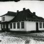 budynek domu nauczycielskiego przy Szkole Rolniczej w Siedlcach