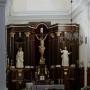 Siennica - wnętrze kościoła.