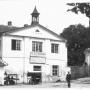 Budynek kina 'Ton' ( dawny szpital - przytułek)