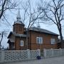 Zabytkowa cerkiew prawosławna, ob. kościół rzym.-kat. p.w. Zwiastowania NMP