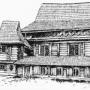 Drewniana Synagoga z XVII w.
