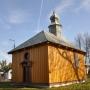 Zabytkowa cerkiew unicka, ob. kaplica rzym.-kat. p.w. św. Anny