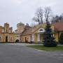 Zespół pałacowy z XVIII w.