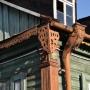 Drewniane zabudowania