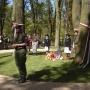 W 2007 roku w kolejną rocznicę uchwalenia Konstytucji 3 Maja w Parku Zwierzynieckim odsłonięto obelisk upamiętniający to wydarzenie. Pomnik po raz pierwszy ustawiono tu w 1921 roku, niestety po 25 latach, po wojnie musiał zniknąć ze względów politycznych.