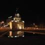 Brama Wielka przed pałacem Branickich