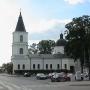 Cerkiew prawosławna, ob. kościół rzym.-kat. par. p.w. Najświętszego Serca Jezusa z 1840r.