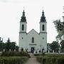 Zabytkowy kościół par. p.w. św. Jakuba Apostoła