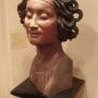 Jedna z rzeźb Ludomira Sleńdzińskiego.