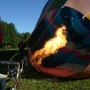 Lot balonem - Bialowieża