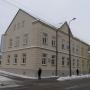 Obecne Centrum Esperanto im. Ludwika Zamenhofa było niegdyś siedzibą Ryskiego Komercyjnego Banku.