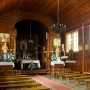 Dobryń Duży - Zabytkowy kościół p.w. Chrystusa Króla