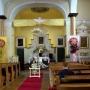 Zabytkowa cerkiew unicka, ob. kościół rzym.-kat.