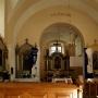 Neple - Zabytkowy kościół par. p.w. Podwyższenia Krzyża