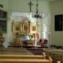 Rokitno - zabytkowa cerkiew unicka, ob. kościół rzym.-kat. par. p.w. Świętej Trójcy