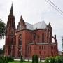 Kościół par. p.w. św. Jakuba z 1910r.