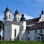 Zespół klasztorny podominikański. Sanktuarium Matki Boskiej Sejneńskiej.