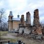 Najstarszy cmentarz w Sokółce (obecnie prawosławny)