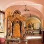 Muzeum Diecezjalne w murach remontowanego klasztoru podominikańskiego.
