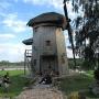 wiatrak holender w ośrodku