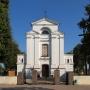 Kościół Podwyższenia Krzyża Świętego. Fot. Marcin Białek. Wikimedia Commons.