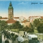 Pocztówka rok 1917.