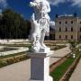 Kallisto- nimfa z orszaku Diany. Oryginał sprzed 1750r.