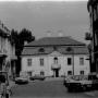 Rok 1980. W Pałacyku Gościnnym mieścił się Wydział Architektury PB.