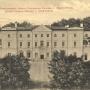 Najczęściej powielany na pocztówkach widok Pałacu Branickich. Pocztówka z początku XXw ze zbiorów J. Murawiejskiego.
